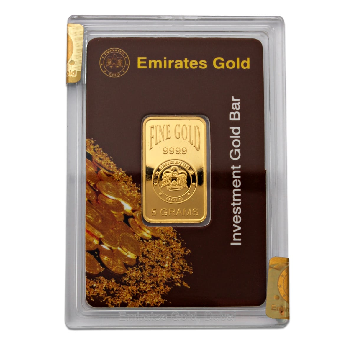 Prices of gold bullion in UAE