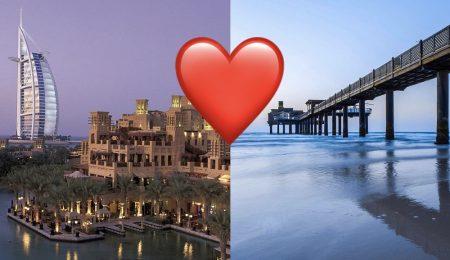 أماكن الاحتفال بالفلانتين في دبي