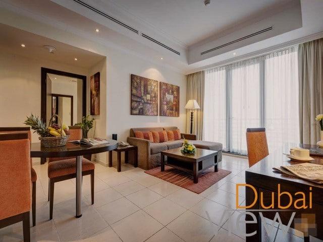 شقق فندقية في دبي و شقق للايجار في دبي