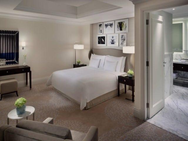أشهر فنادق قريبة من دبي مول