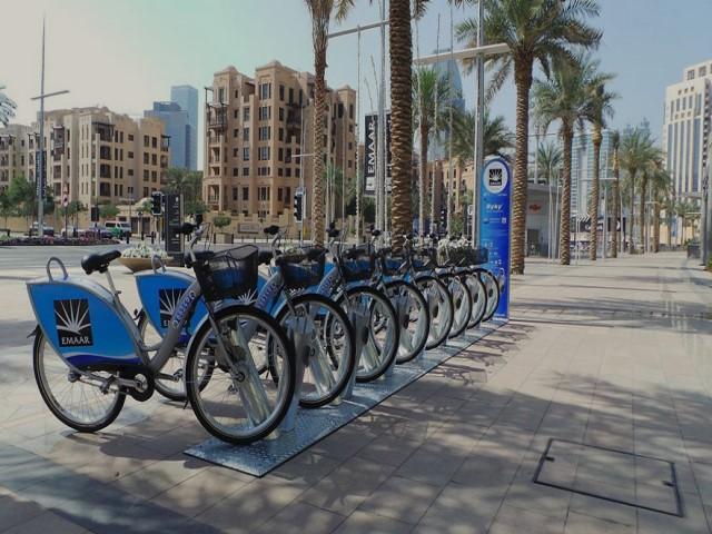 أهم الاماكن في شارع بوليفارد دبي