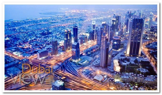 شارع الشيخ زايد من افضل شوارع دبي