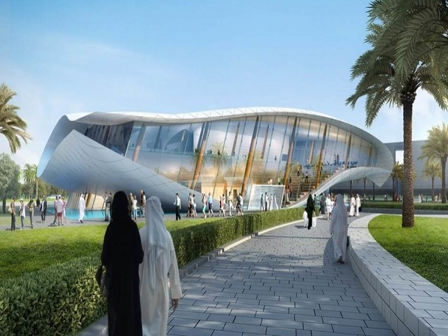 أسعار الدخول إلى متحف الاتحاد دبي