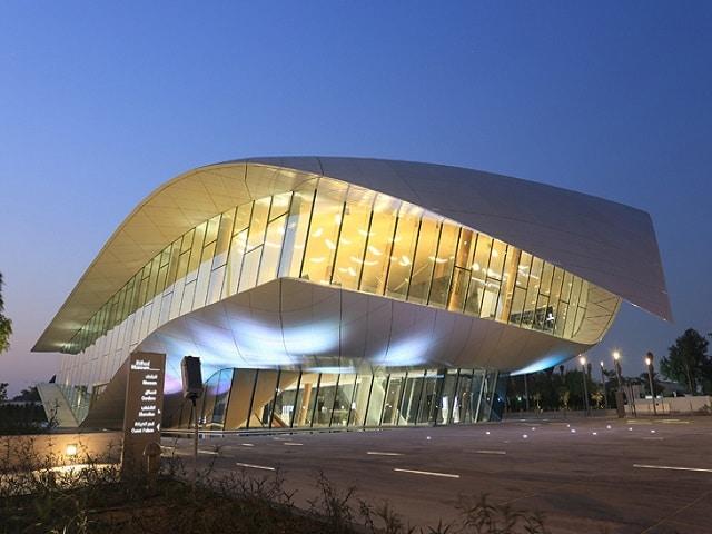 متحف الاتحاد دبي من اشهر متاحف دبي