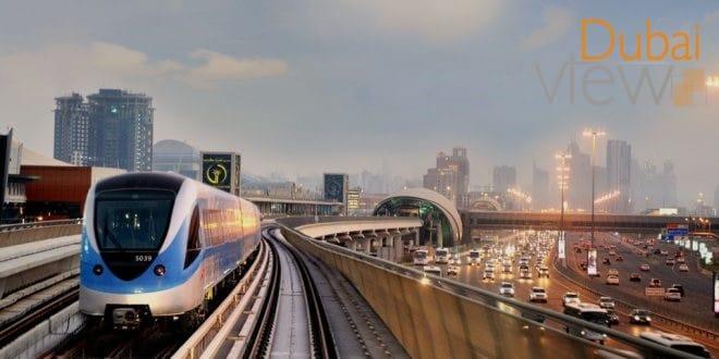 محطات مترو دبي وأشهر الأماكن السياحية القريبة