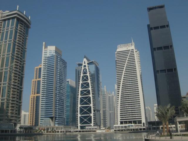 اشهر ابراج دبي