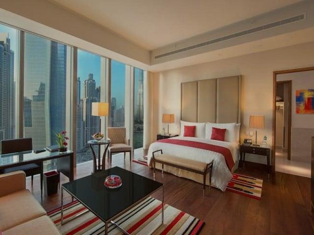 فنادق دبي قريبة من برج خليفة