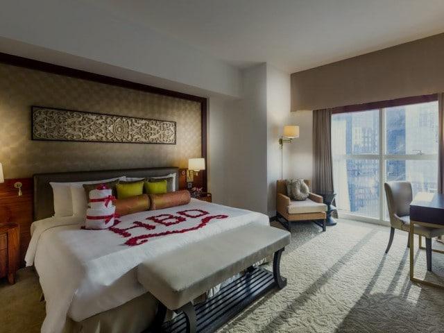 فندق دوسيت ثاني دبي من فندق دوسيت ثاني دبي
