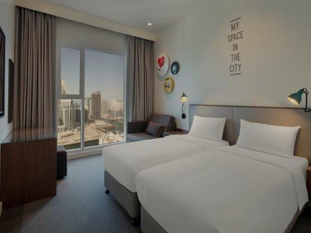 اشهر فنادق دبي مارينا