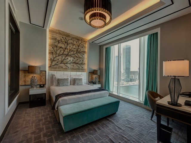 افضل فنادق برج خليفة دبي