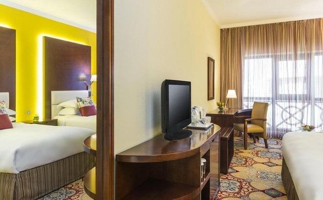 أشهر فنادق ديرة دبي