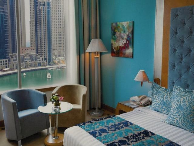فنادق مارينا دبي ٤ نجوم