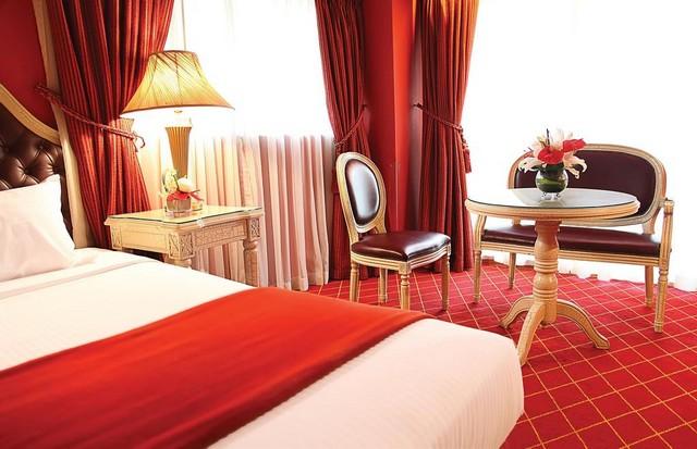 فنادق دبي ديرة الفاخرة