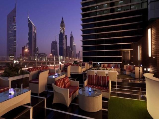 افضل الفنادق في دبي شارع الشيخ زايد
