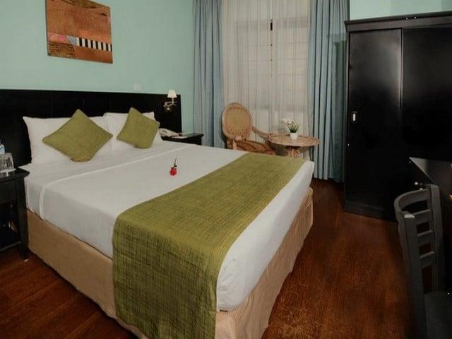 فنادق الرقة دبي نجمتين