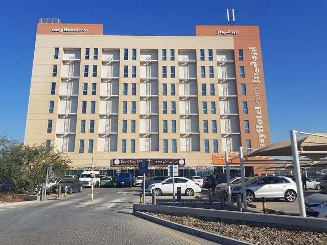 فندق ايزي من فنادق جبل علي