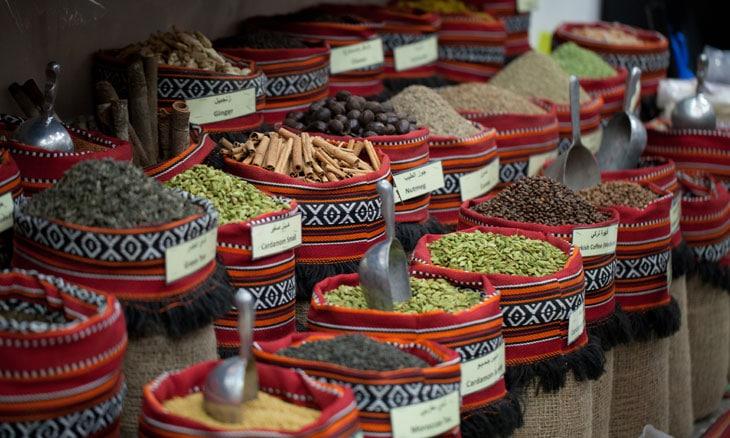 الأسواق الشعبية والتراثية في دبي