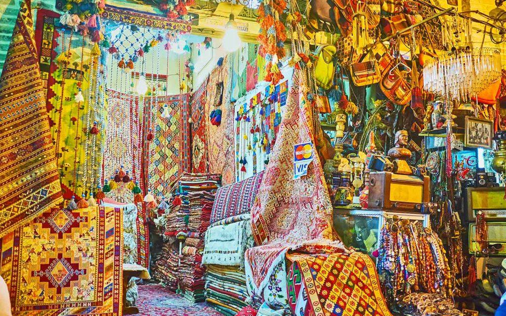 سوق السجاد دبي