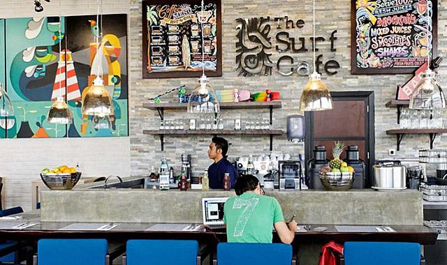 افضل 6 من مقاهي على الشاطئ في دبي