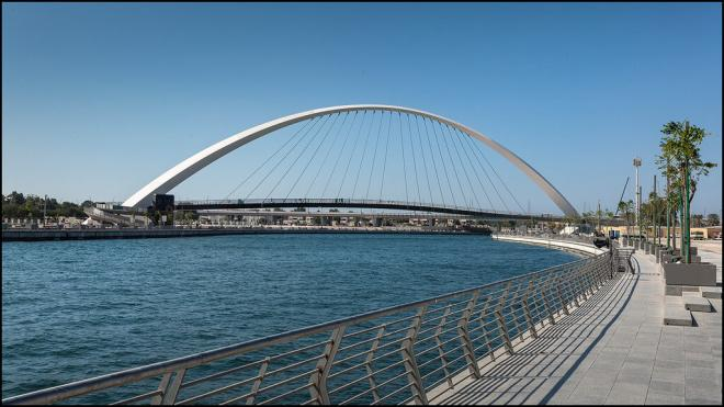 رحلات قناة دبي المائية