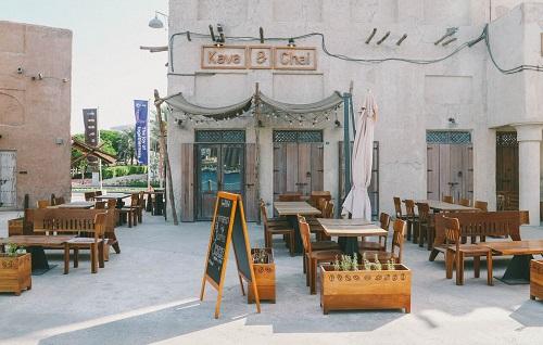مطاعم دبي القريبة من ممشى السيف دبي